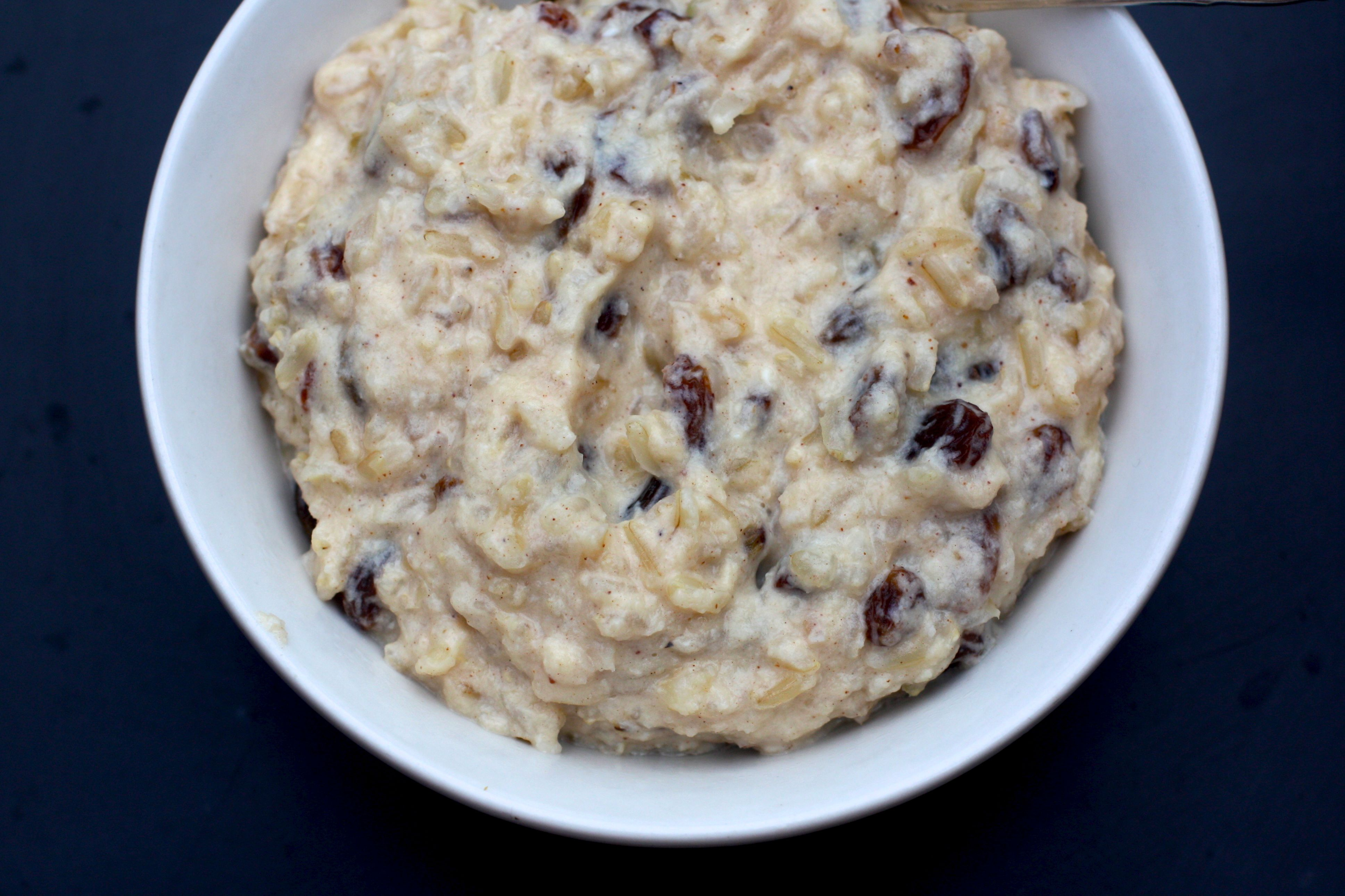 Rice Pudding Recipe Kozy Shack Cake Brands with Cooked ...